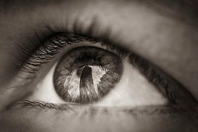 Auge - p1118m1539798 von Tarik Yaici