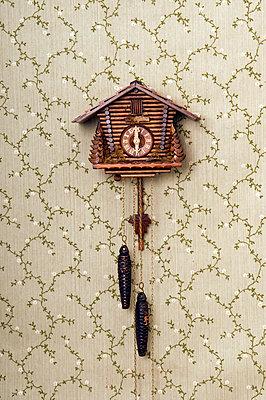 Kuckucksuhr - p4510997 von Anja Weber-Decker
