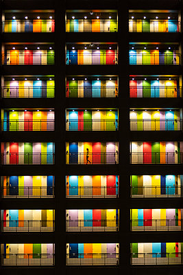 The Soho, Odaiba, Tokyo, Kanto region, Japan. - p651m2062121 by Marco Bottigelli
