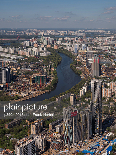 Moscow - p390m2013444 by Frank Herfort