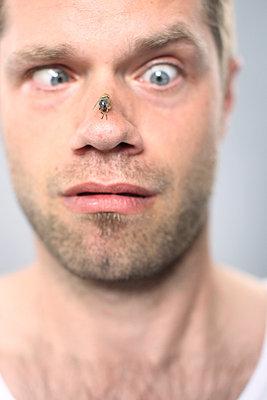 Cross-eyed - p4030572 by Helge Sauber