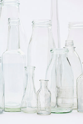 Bottles - p1006m1040330 by Danel