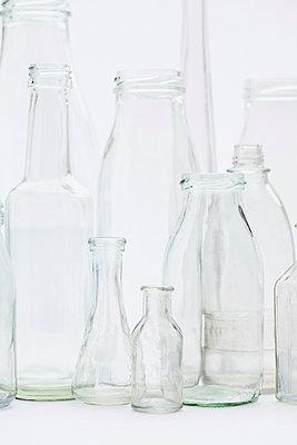 Glasflaschen - p1006m1040330 von Danel