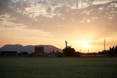 Sonnenuntergang auf Mallorca - p1198m2063247 von Guenther Schwering