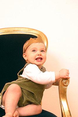 Kleine Prinzessin - p1580143 von Katja Ruge