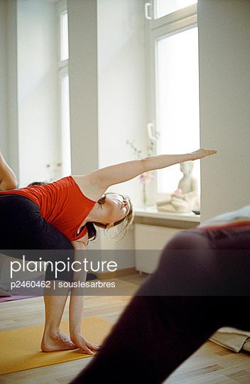 Yoga - p2460462 by souslesarbres