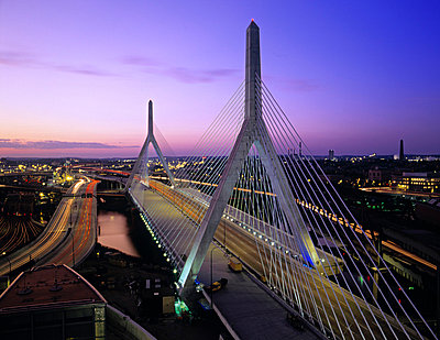 Leonard Zakim Bridge - p6510848 by John Coletti photography