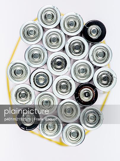 Batteries - p401m2192529 by Frank Baquet