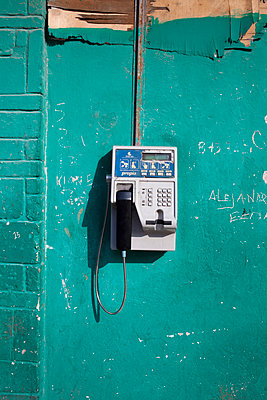 Public phone - p304m1092299 by R. Wolf
