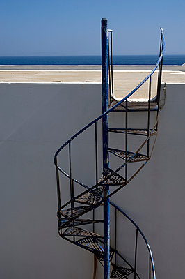 Stairway to heaven - p589m885869 by Thierry Beauvir