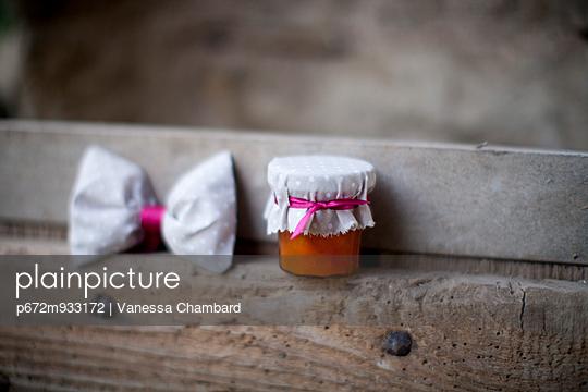 Marmelade - p672m933172 von Vanessa Chambard
