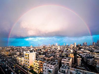 Tel Aviv - p416m1497993 von Jörg Dickmann Photography