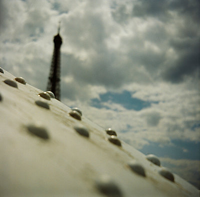 Eiffelturm - p911m945217 von Arnaud Tudoret