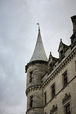 Dunrobin Castle - p1124m1491969 von Willing-Holtz
