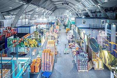 Großmarkt Hamburg - p1222m2182083 von Jérome Gerull