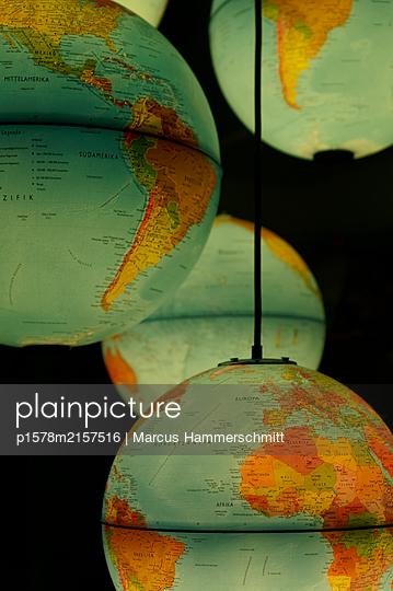 Die Welt am seidenen Faden - p1578m2157516 von Marcus Hammerschmitt