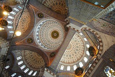 Neue Moschee, Yeni Cami - Istanbul - p1259m1064596 von J.-P. Westermann