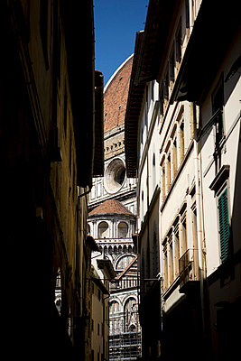 Italy Florence - p5910076 by Celine Marchbank