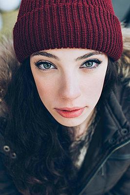 Portrait - p1076m953004 by TOBSN