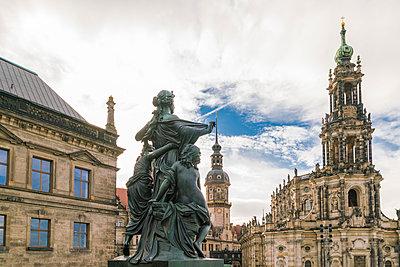Katholische Hofkirche Dresden - p1332m1445694 von Tamboly