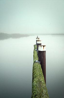 Ostsee im Nebel - p992m954807 von Carmen Spitznagel