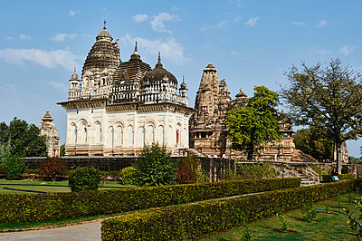 Kandariya-Mahadeva-Tempel - p1259m1111464 von J.-P. Westermann
