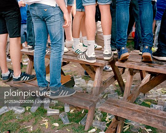 Spectators - p1253m2230255 by Joseph Fox