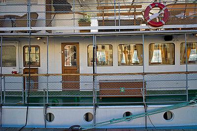 Ferry deck - p575m696082 by Stefan Ortenblad