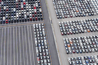 Autoexport in die USA - p1079m2026730 von Ulrich Mertens