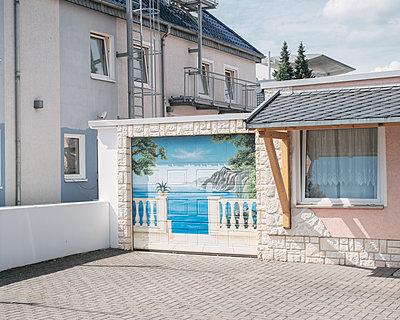 Mediterran in Hannover - p1425m1487042 von JAKOB SCHNETZ