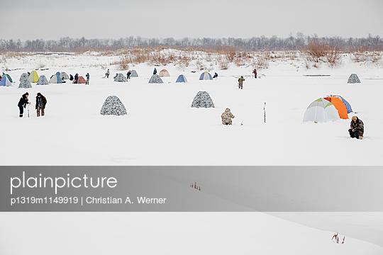 Eisangeln  - p1319m1149919 von Christian A. Werner