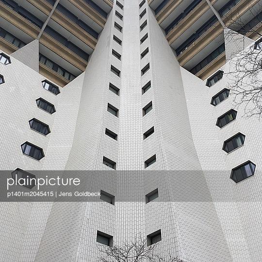 Hochhaus, Orgues de Flandre - p1401m2045415 von Jens Goldbeck