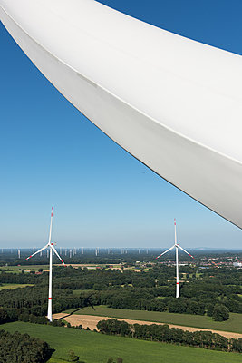 Windpark Hollich-Sellen - p1079m1552943 von Ulrich Mertens