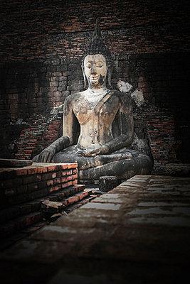 Meditation - p375m1021469 von whatapicture