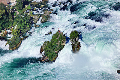 Rheinfall Schaffhausen - p1016m2044229 von Jochen Knobloch