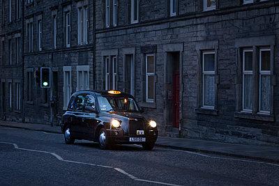 Taxi in Great Britain - p1222m1425530 von Jérome Gerull