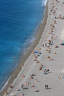 Strandleben - p977m1137397 von Sandrine Pic