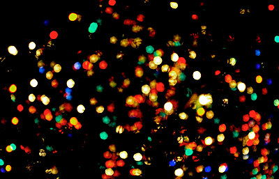 Lightspots at night - p7250001 by Mimi Ko