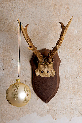 Decoration for christmas - p4510882 by Anja Weber-Decker