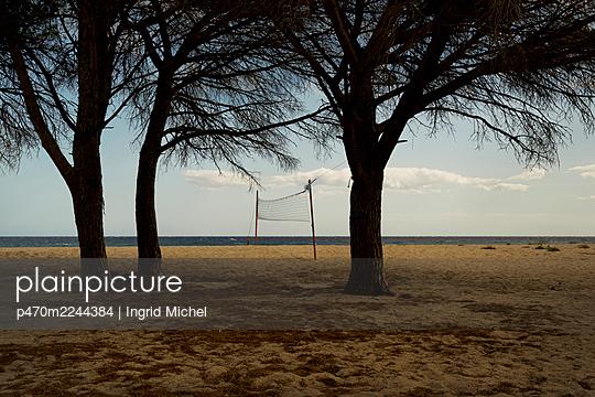 Orosei beach in Sardinia  - p470m2244384 by Ingrid Michel