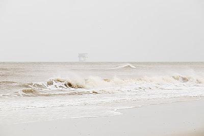Brandung an der Küste  - p299m1589244 von Silke Heyer