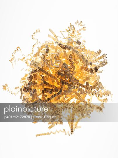 Paper stripes - p401m2172879 by Frank Baquet