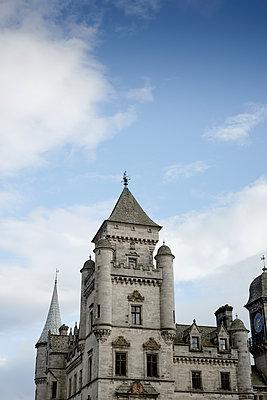 Burg in Schottland - p1124m1502165 von Willing-Holtz