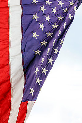 US Flag - p836m1511131 by Benjamin Rondel