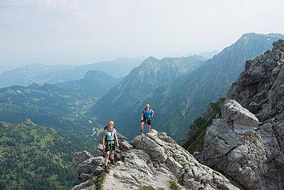 Nebelhorn, Bayern - p427m1072740 von R. Mohr
