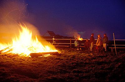 Lagerfeuer - p1780001 von owi