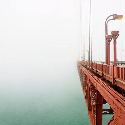 Golden Gate Bridge - p6900001 by John-Paul Jespersen