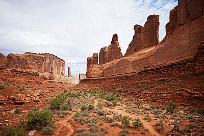 Arches National Park - p1203m1039219 by Bernd Schumacher