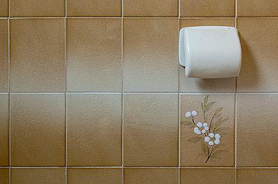 Toilet paper - p427m1515229 by R. Mohr