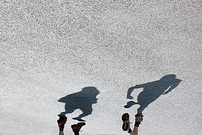 Schatten - p781m881269 von Angela Franke